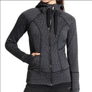 Athleta Space Dye Strength Hoodie